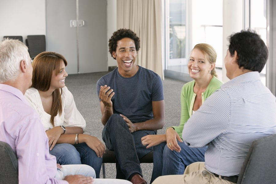 emotional support with drug addiction treatment